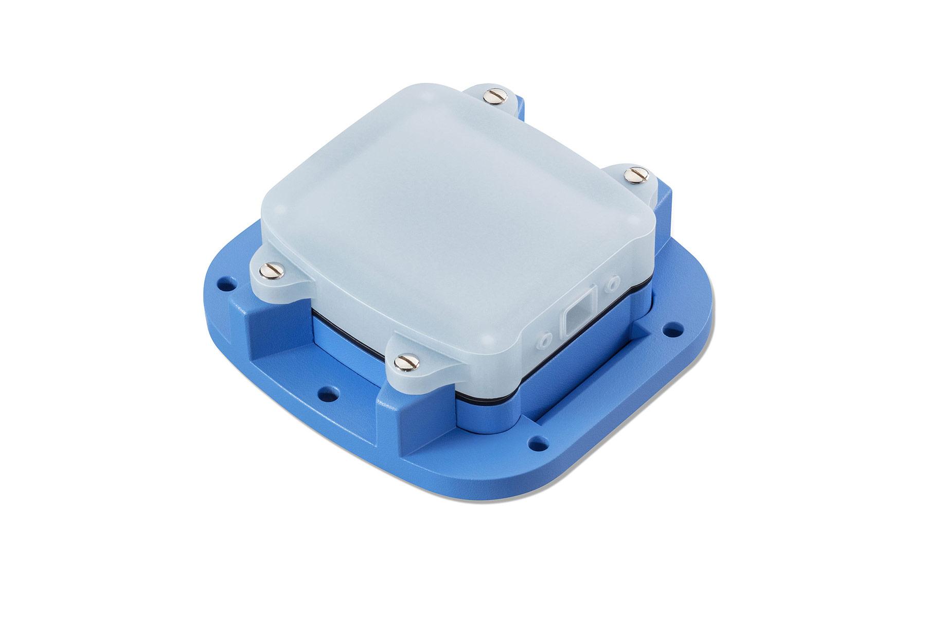 Stereolithografie-SLA-3, Elektronikgehäuse Sensorik